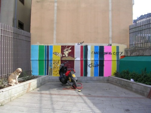 Plaza Cantarranas, Territorio Independiente, Lorenzo Rocha